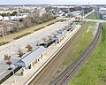 DCTA Old Town station - February 2020.jpg