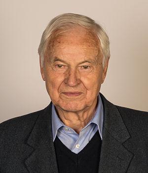 Hans Modrow - Image: DIE LINKE Bundesparteitag Mai 2014 Modrow, Hans
