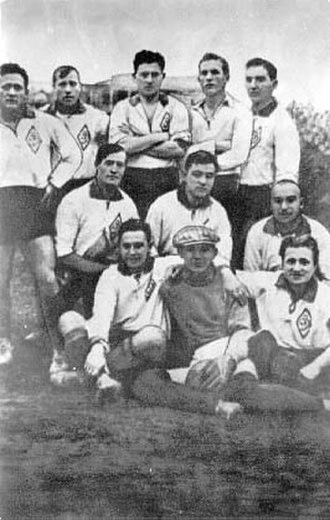 FC Dynamo Kyiv - Dynamo Kyiv in 1928