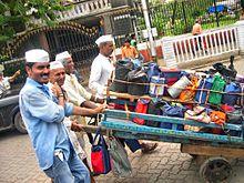 mumbai dabbawala case study wikipedia