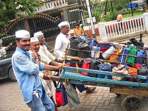 Mumbai Dabbawala