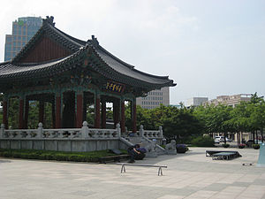 Dalgubeol Grand Bell in Daegu
