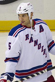 Dan Girardi 2015