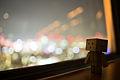 Danbo enjoying the view from Tokyo Tower (7311315660).jpg