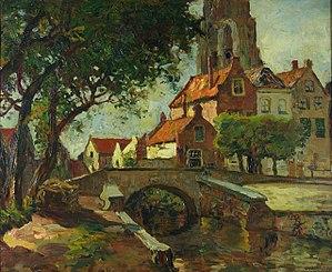 Charles Dankmeijer - Image: Dankmeijer Goedereede