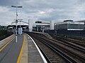 Dartford station platform 3 look east.JPG