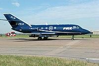 G-FRAK - FA20 - Cobham Aviation Services