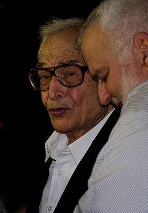 English: Dave Brubeck at Blue Note Club - June...