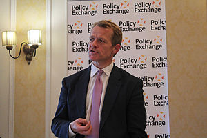 David Laws - Laws speaking in 2013