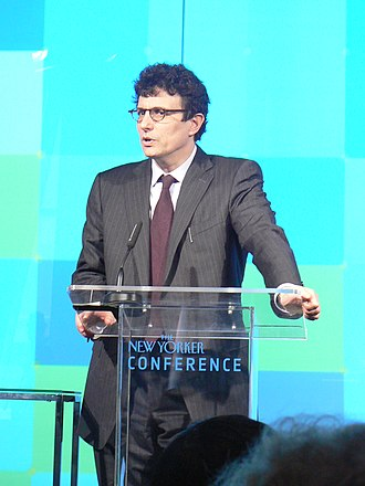 David Remnick - Remnick at the New Yorker conference, 2008
