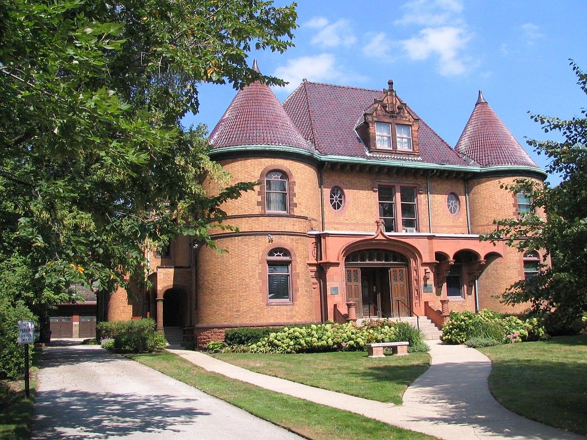 charles g. dawes house - wikipedia