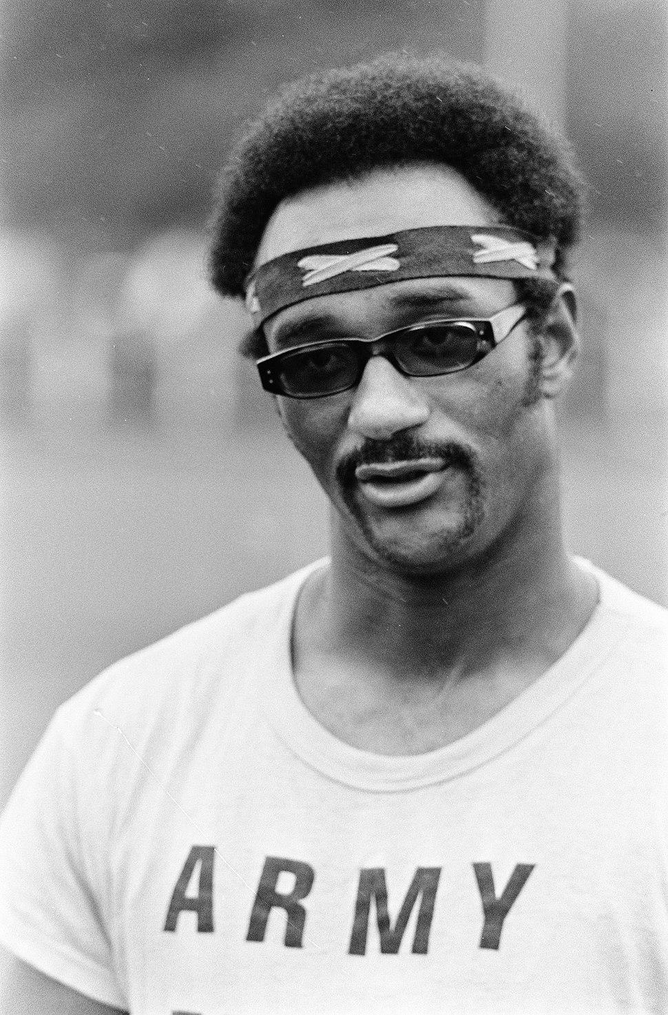 De Amerikaanse atleet Charlie Greene (USA), Bestanddeelnr 923-6444