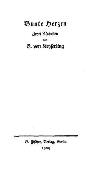 File:De Bunte Herzen (Keyserling).djvu