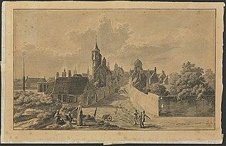 De Carmerstraat te Brugge