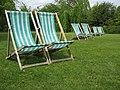 Deckchairs in Regent's Park - geograph.org.uk - 1298773.jpg