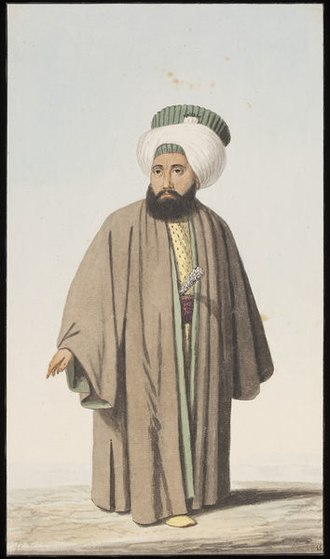Imperial Council (Ottoman Empire) - A defterdar