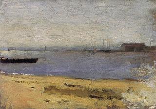 Delaware River Scene