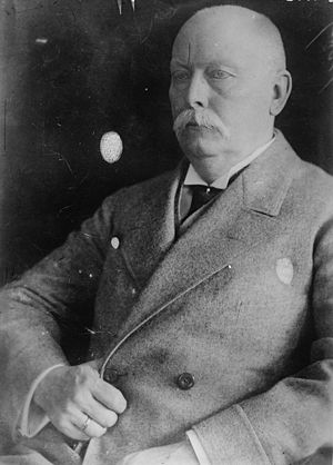 German National People's Party - Clemens von Delbrück served as the DNVP's chief spokesman during the National Assembly that wrote the constitution of 1919.
