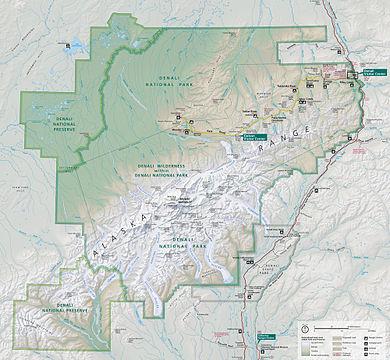 Denali National Park And Preserve Wikipedia