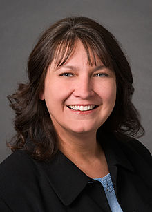Denise Juneau, Montana Superintendent of Public Instruction 5.3.2010.jpg