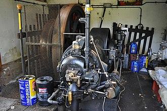 Denver Windmill - Denver Mill - Blackstone Engine.