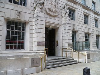Department of Energy and Climate Change - Image: Department of Energy & Climate Change, 3 Whitehall Place