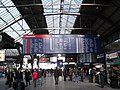 Departures and Arrivals Board,Hauptbahnhof,Zurich - panoramio.jpg