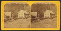 Depot, foot of Mt. Washington R.R, by Weller, F. G. (Franklin G.),, 1833-1877.png