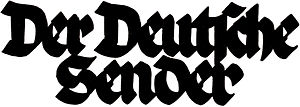 Der Deutsche Sender – Wikipedia