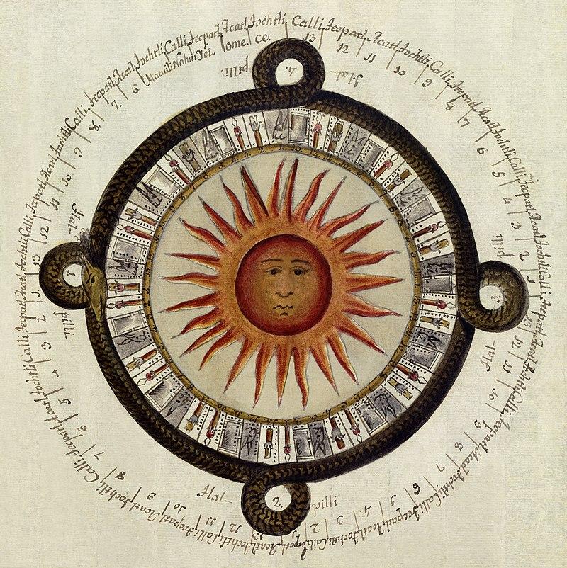 Ancient Lunar Calendar