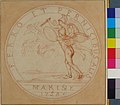 Design for a Medal- Marine 1758 MET 61.165.1.jpg