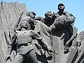 Detail of Afghanistan War Memorial on Dnieper Riverfront - Dnipropetrovsk - Ukraine (44137027731).jpg
