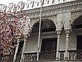 Detalle Balcones Palacio de La Alhambra.JPG