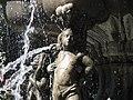 Detalles de la Fuente de San Miguel Arcángel, Zócalo de Puebla 12.jpg