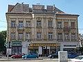 Deutsch-ház, Óriás Bécsiszelet Vendéglő Kávézó, 2019 Országút.jpg