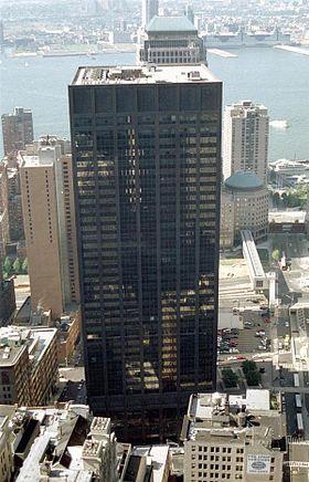 Wtc  Salomon Brothers Building