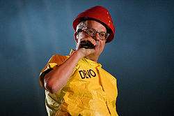 Mark Mothersbaugh (2008)