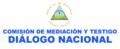 Diálogo Nacional, Nicaragua.png