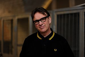 Chris Difford - Difford in September 2013