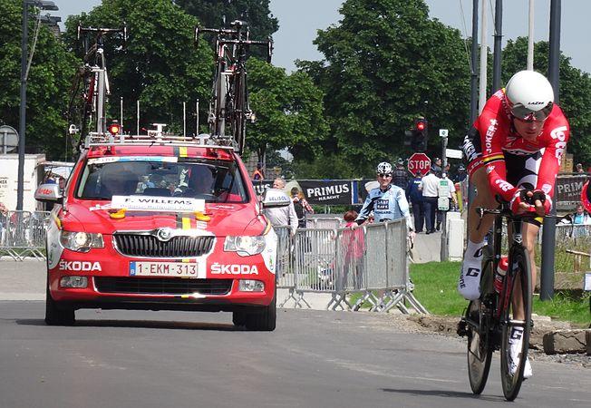 Diksmuide - Ronde van België, etappe 3, individuele tijdrit, 30 mei 2014 (B003).JPG
