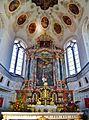 Dillingen Basilika St. Peter Innen Chor 6.jpg