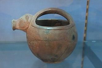 National Museum of Sudan - Image: Dipper National Museum Sudan