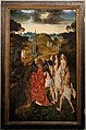 Dirk bouts, ascesa degli eletti (o paradiso terrestre), 1450 ca.jpg