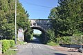 Dis-used railway bridge, Swanbridge Road - Sully - geograph.org.uk - 1481162.jpg
