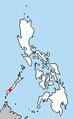 Distribution Palawanomys.PNG