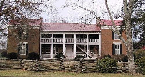 Dixon Springs mailbbox