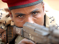 Djiboutian Army Quick Reaction Regiment trains at Ali Oune, Djibouti, February 2011 - Flickr - US Army Africa (2).jpg