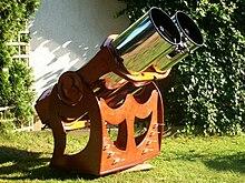 dobson teleskop wikipedia. Black Bedroom Furniture Sets. Home Design Ideas