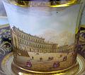 Doccia, servito con vedute di firenze, 1800-1850 ca., tazzina con piazza pitti 4.JPG