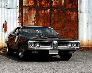 Dodge Charger (B-body) - 1971 Dodge Charger